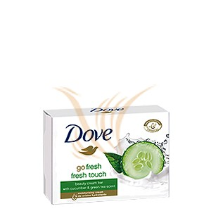 Dove Go Fresh - Fresh Touch 100 gr