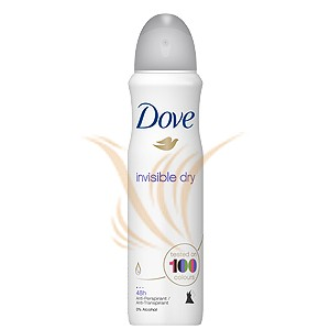 Dove Invisible Dry 150 ml