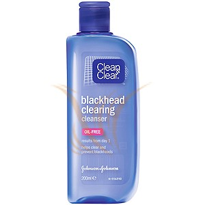 Clean&Clear Blackhead Clearing 200 ml