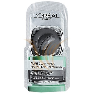 L'Oréal Pure Clay 6 ml