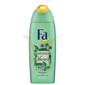 Fa Throwback Moments Travel Love 250 ml