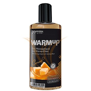 Joydivision WARMup Caramel 150 ml