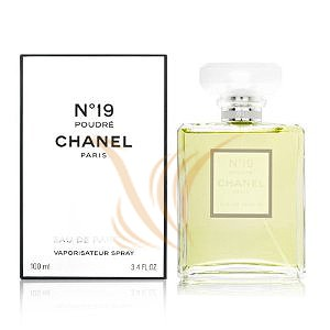 Chanel No. 19. Poudré 100 ml