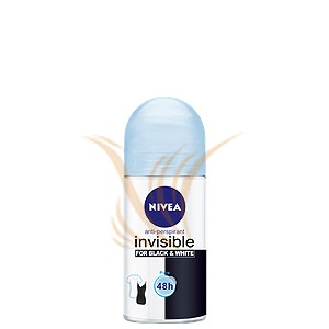 Nivea Invisible For Black & White Pure 50 ml