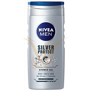 Nivea Men Silver Protect 250 ml