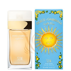 Dolce&Gabbana Light Blue Sun 50 ml