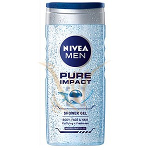 Nivea Men Pure Impact 250 ml