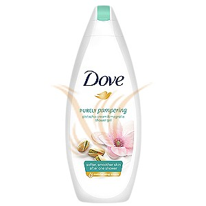 Dove Purely Pampering - Pistachio Cream with Magnolia 250 ml