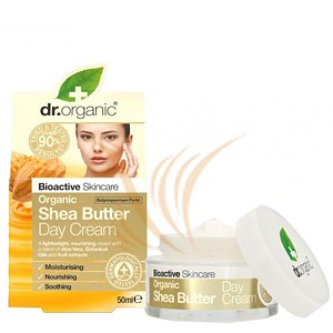 Dr. Organic Shea Butter 50 ml