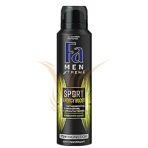 Fa Men Xtreme Sport Energy Boost 150 ml