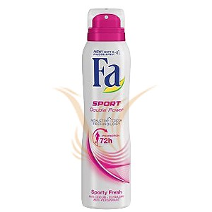 Fa Sport Double Power - Sporty Fresh 150 ml