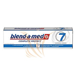 Blend-a-med Complete Protect 7 Crystal White 100 ml