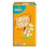 Pampers Sleep & Play 3