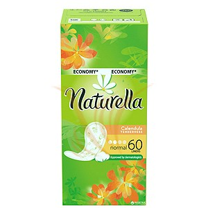 Naturella Calendula - Normal 60 buc