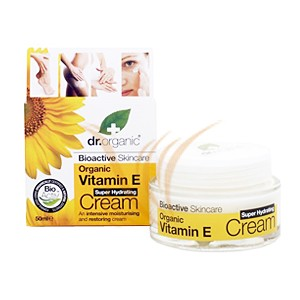 Dr. Organic Vitamin E 50 ml