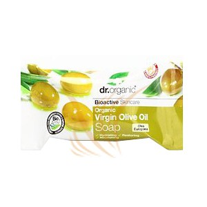 Dr. Organic Virgin Olive Oil 100 g