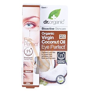 Dr. Organic Virgin Coconut Oil 15 ml