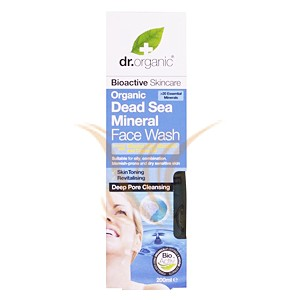 Dr. Organic Dead Sea Mineral 200 ml