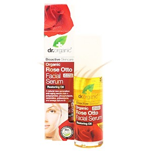 Dr. Organic Rose Otto 30 ml