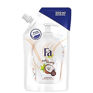 Fa soft & caring - Coconut 400 ml