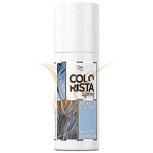 L'Oréal Colorista Spray Pastel Blue 75 ml