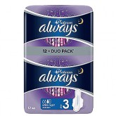 Always Platinum - Ultra Night Duo Pack