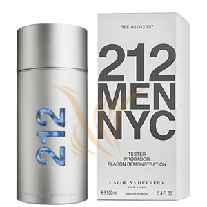 Carolina Herrera 212 Men Tester 100 ml