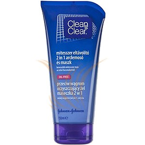 Clean&Clear Blackhead Clearing 2in1 150 ml