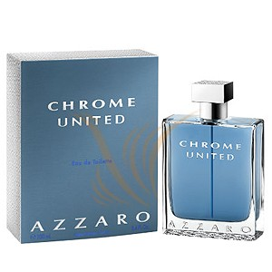 Azzaro Chrome United 50 ml