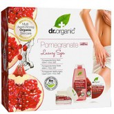 Dr. Organic Pomegranate