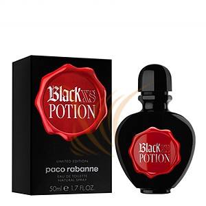 Paco Rabanne Black XS Potion For Her 50 ml