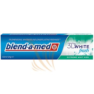 Blend-a-med 3D White Fresh Extreme Mint Kiss 100 ml