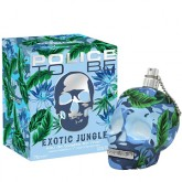 Police Exotic Jungle For Man