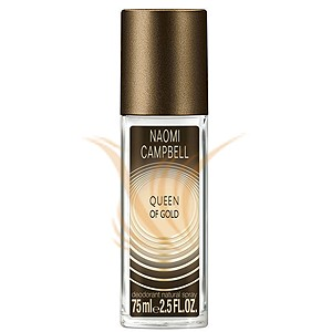 Naomi Campbell Queen Of Gold 75 ml