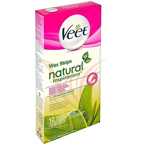 Veet Natural Inspirations 12 buc