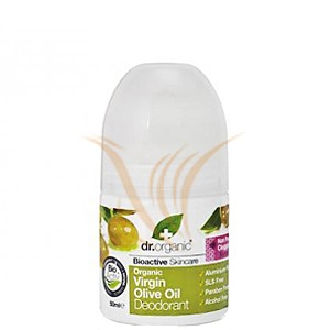 Dr. Organic Virgin Olive Oil 50 ml