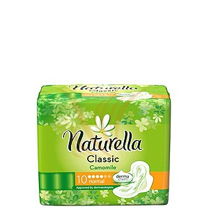 Naturella Classic Camomile - Normal 10 buc