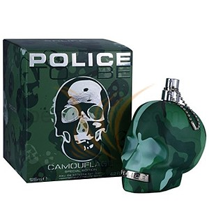 Police To Be Camouflage 75 ml