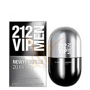 Carolina Herrera 212 VIP Men 20 ml