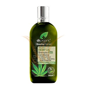 Dr. Organic Hemp Oil 265 ml