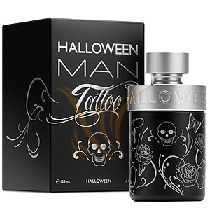 J. Del Pozo Halloween Man Tattoo 125 ml