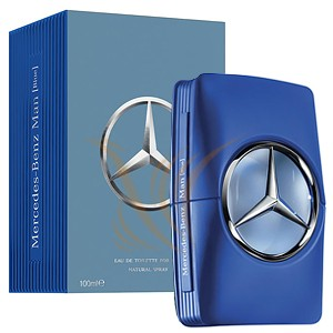 Mercedes-Benz Mercedes-Benz Man Blue 100 ml