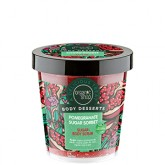 Organic Shop Pomegranate Sugar Sorbet