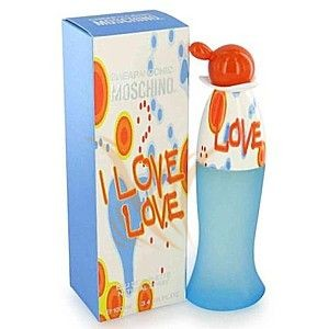 Moschino Cheap And Chic I Love Love 50 ml