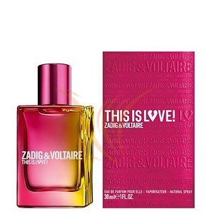Zadig & Voltaire This Is Love! For Her 30 ml