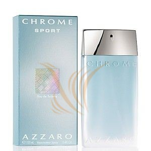 Azzaro Chrome Sport 100 ml
