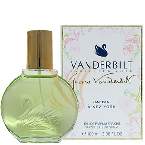 Gloria Vanderbilt Jardin à New York 100 ml