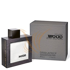 Dsquared2 He Wood Silver Wind Wood 50 ml